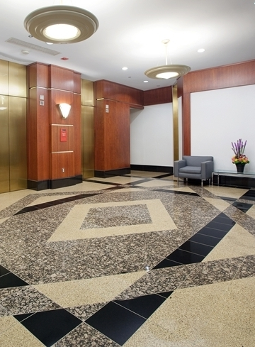 1199 North Fairfax Lobby