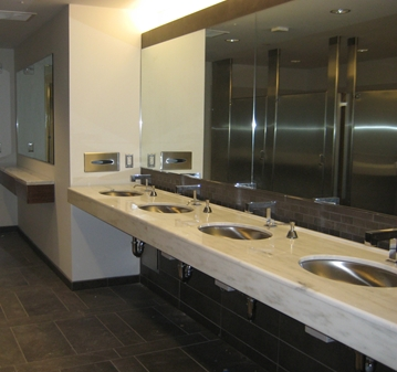 Water-Saving Plumbing Fixtures